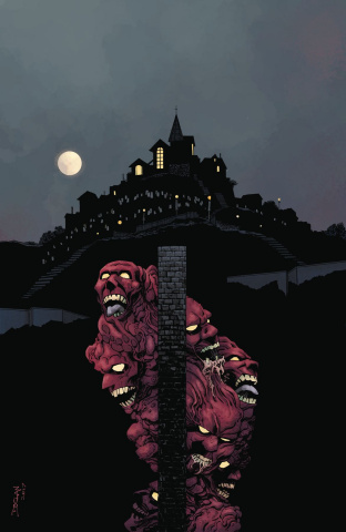 Blackwood #2 (Cloonan Cover)