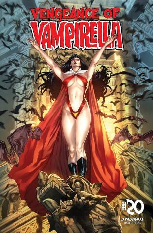 Vengeance of Vampirella #20 (Sta. Maria Cover)