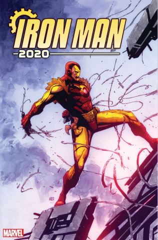 Iron Man 2020 #1 (Pham Cover)