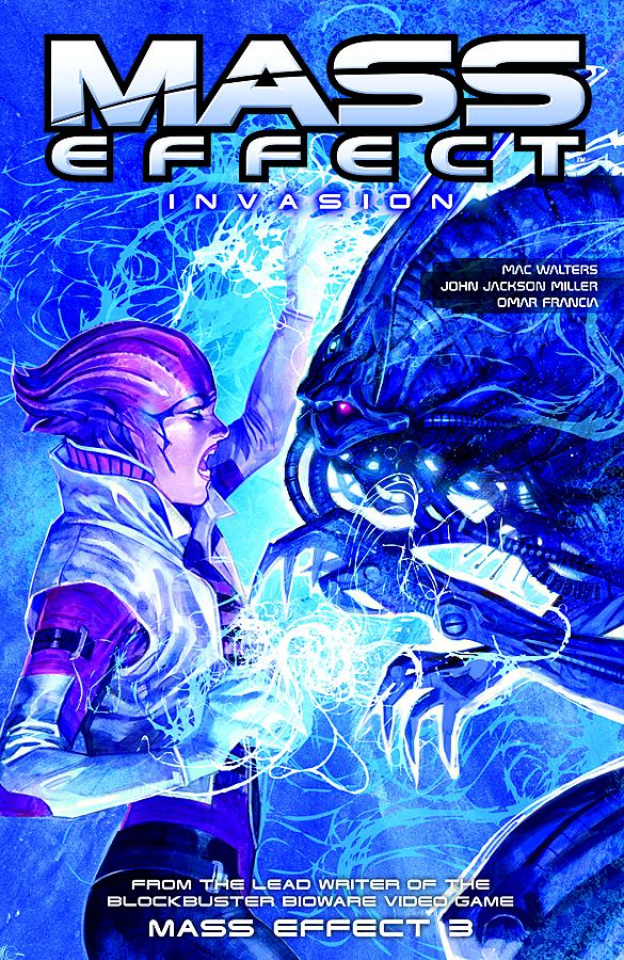 Mass Effect Vol. 3: Invasion