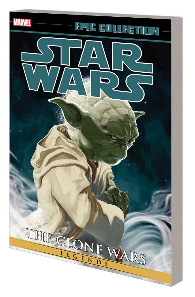 Star Wars Legends Vol. 1: The Clone Wars