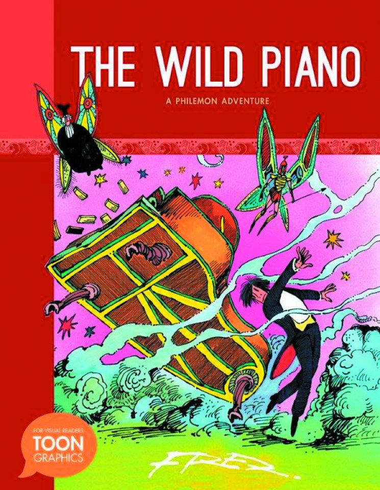 Philemon Vol. 2: The Wild Piano