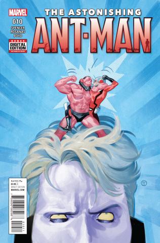 Astonishing Ant-Man #10