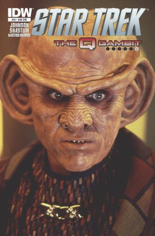 Star Trek #40 (Subscription Cover)