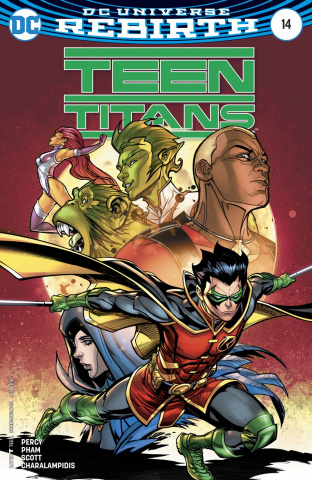 Teen Titans #14 (Variant Cover)