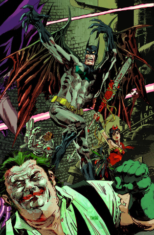 Infinite Crisis: The Fight for the Multiverse #2