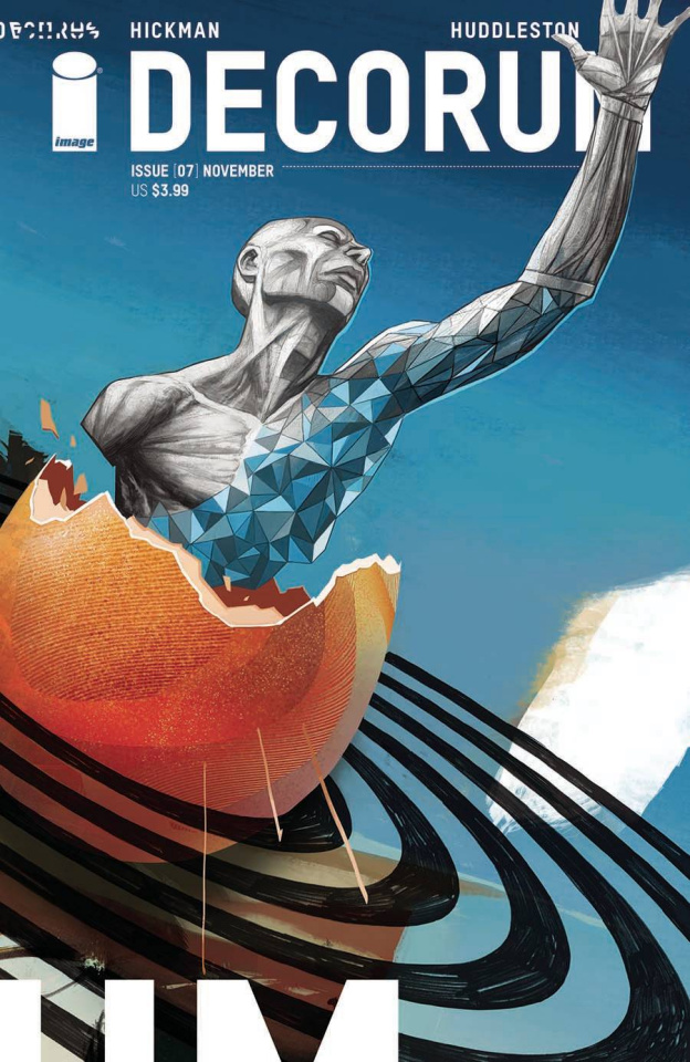 Decorum #7 (Huddleston Cover)