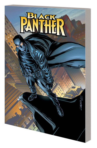 Black Panther by Priest Vol. 4