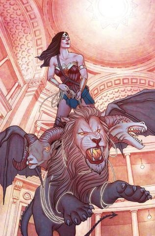 Wonder Woman #16 (Variant Cover)