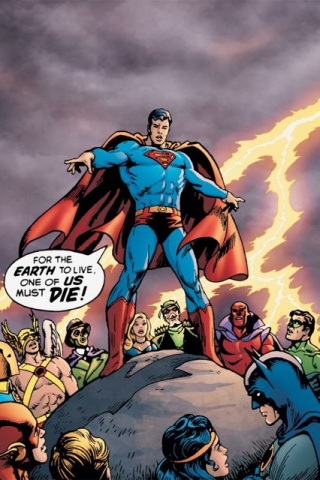 DC Retroactive: Justice League of America - The 70's #1