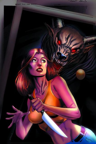 Grimm Fairy Tales: Myths & Legends #15 (Atkins Cover)