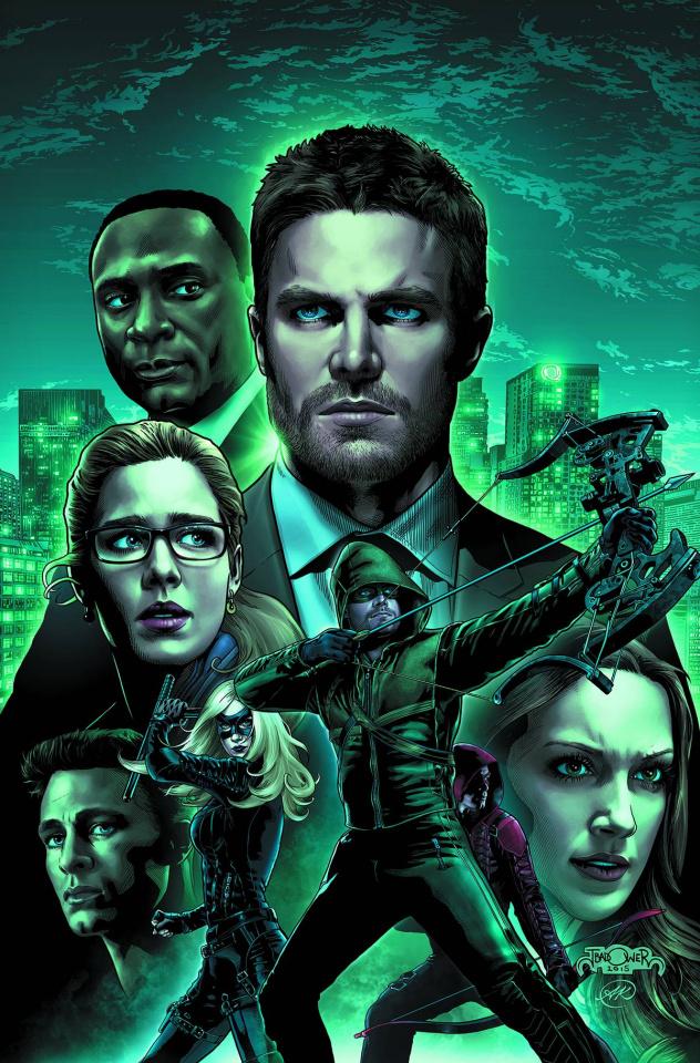 Arrow, Season 2.5 #10