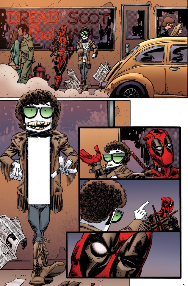 Deadpool #20 (Koblish Cover)
