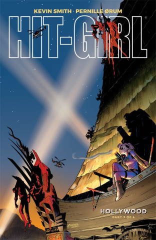 Hit-Girl, Season Two #3 (Conner Cover)
