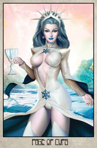 Grimm Fairy Tales: Dance of the Dead #3 (Meguro Cover)