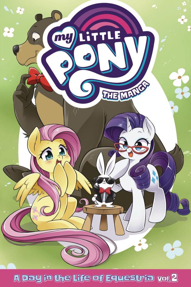 My Little Pony: The Manga Vol. 2