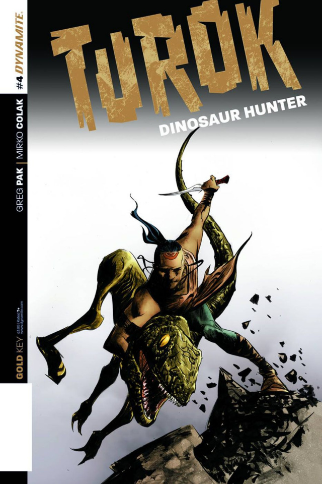 Turok: Dinosaur Hunter #4