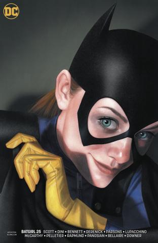 Batgirl #25 (Variant Cover)