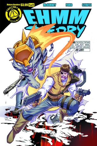 EHMM Theory: Everything and Small Doses #1 (Gaylord Cover)