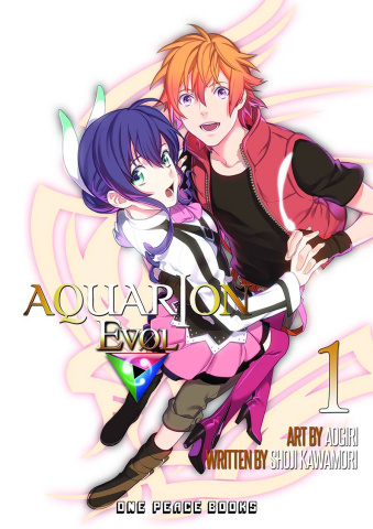 Aquarion: Evol Vol. 1