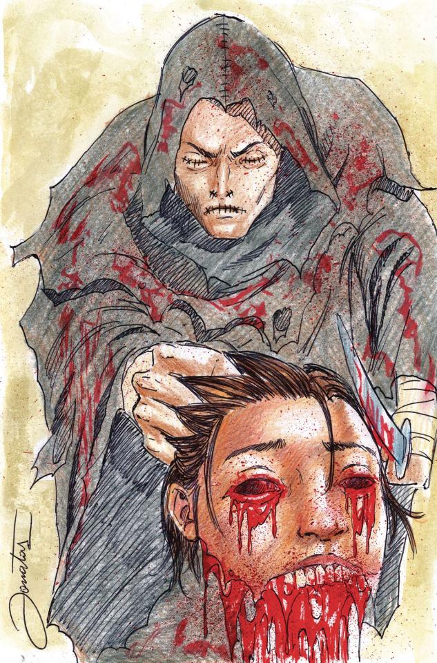 Stitched: Terror (Horrified Original Art Box Set)