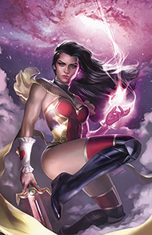 Grimm Fairy Tales 2020 Annual (Burns Cover)