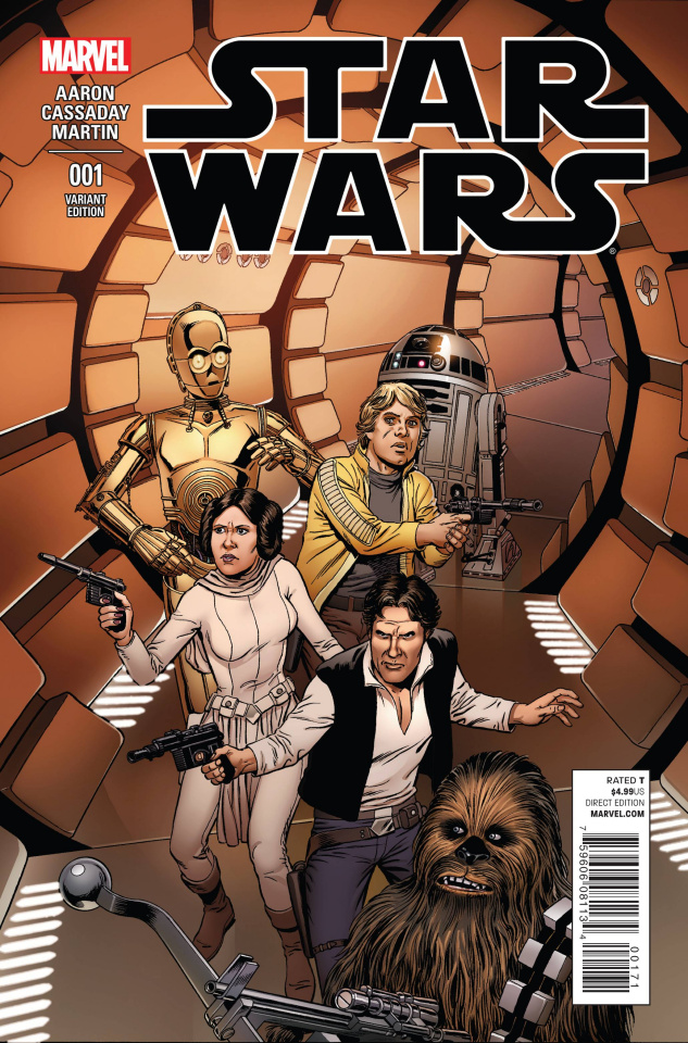 Star Wars #1 (McLeod Cover)