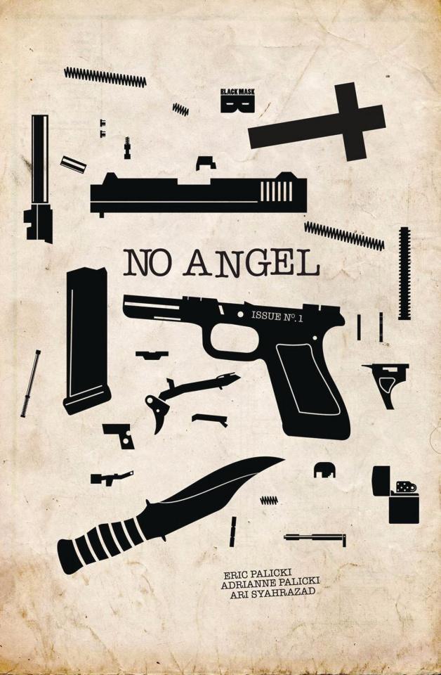 No Angel #1 (2nd Printing)