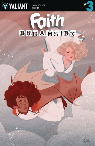 Faith: Dreamside #3 (Meynet Cover)