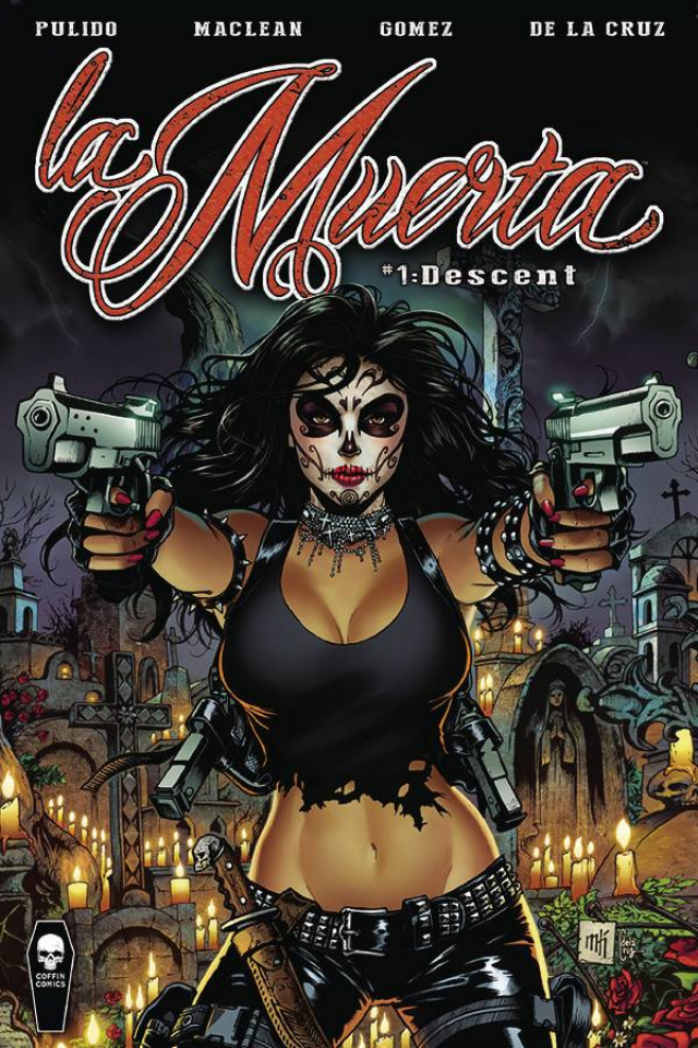 La Muerta: Descent #1