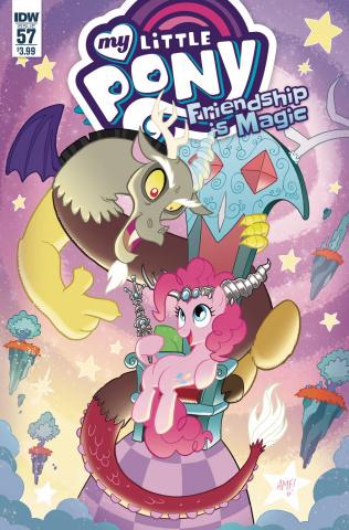 My Little Pony: Friendship Is Magic #57 (Fleecs Cover)