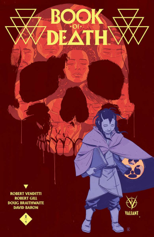 Book of Death #2 (Kano Cover)