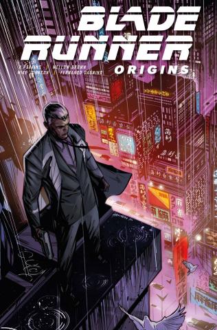 Blade Runner: Origins #2 (Hernandez Cover)