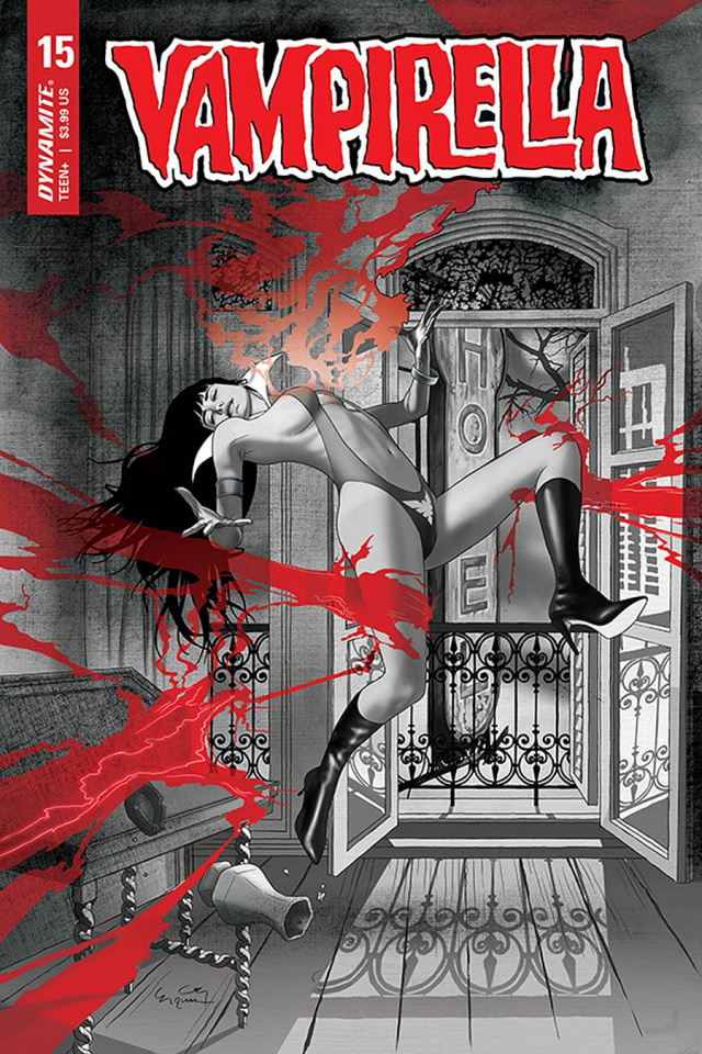 Vampirella #15 (Gunduz Cover)