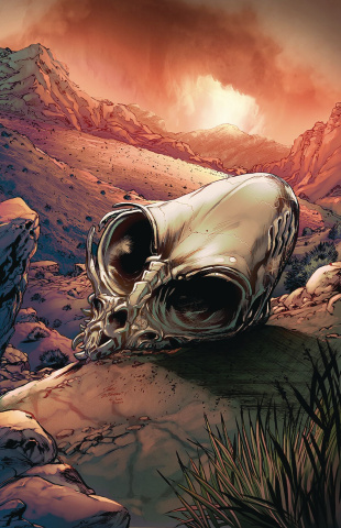 Conspiracy: Area 51 #1 (Vitorino Cover)