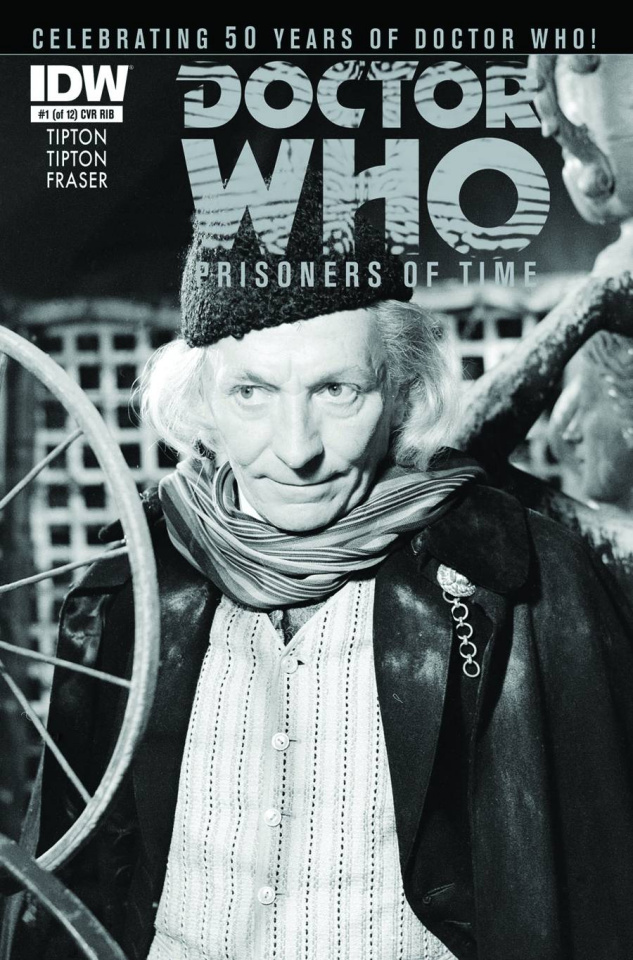Doctor Who: Prisoners of Time #1 (Photo Cover)