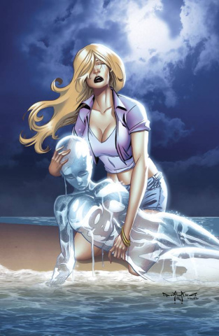 Grimm Fairy Tales #105 (Qualano Cover)