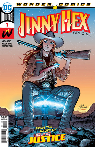 Jinny Hex Special #1 (Nick Derington Cover)