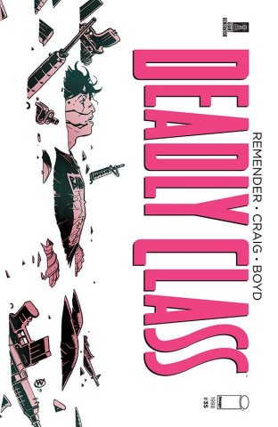 Deadly Class #35 (Craig Cover)