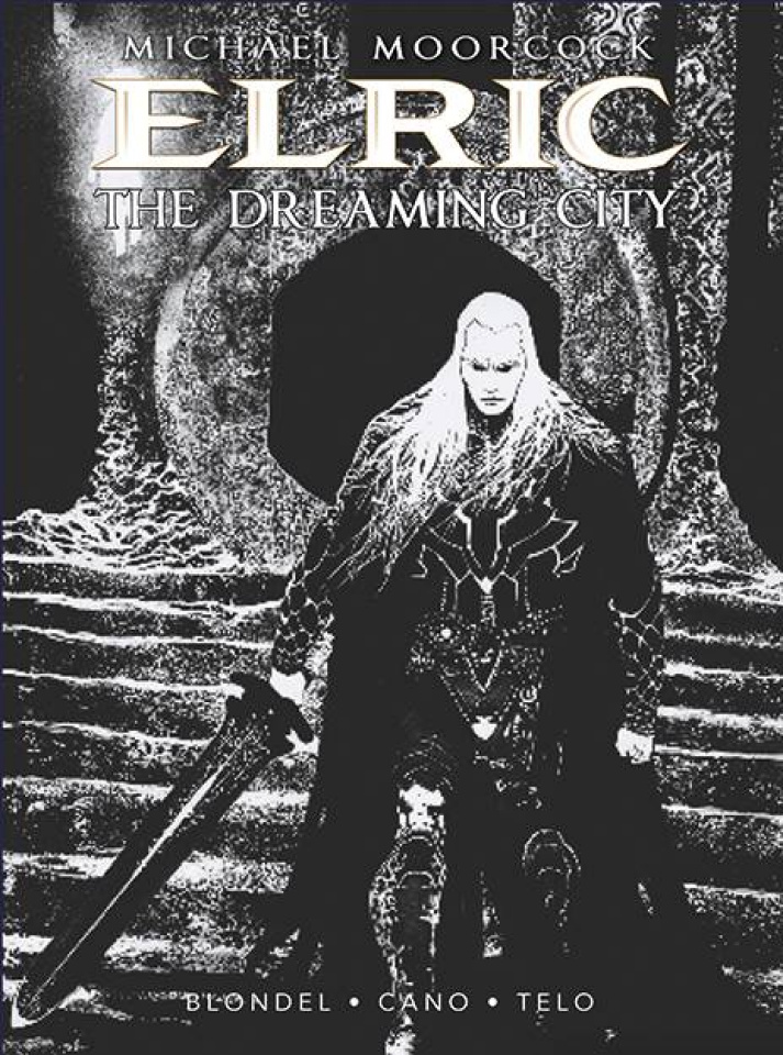 Elric: The Dreaming City #2 (Subic Cover)