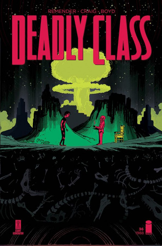 Deadly Class #36 (Craig Cover)