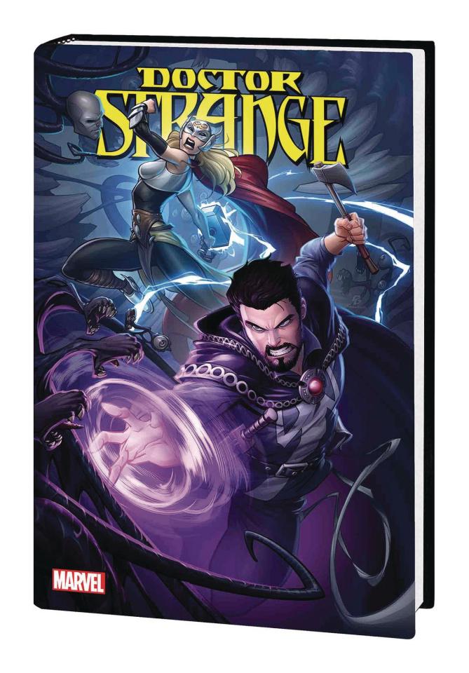 Doctor Strange Vol. 4: Mr. Misery