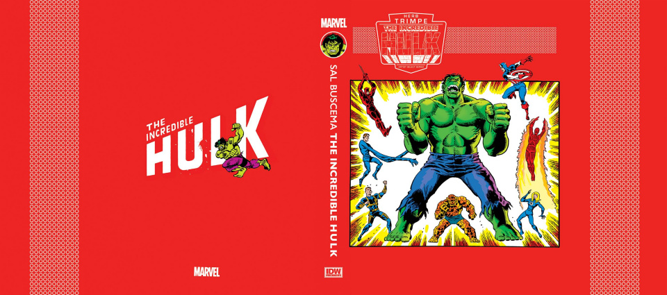 The Incredible Hulk: Herb Trimpe Artist's Select Edition