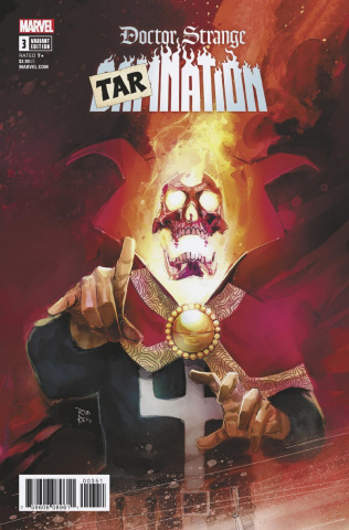 Doctor Strange: Damnation #3 (Tarnation Cover)