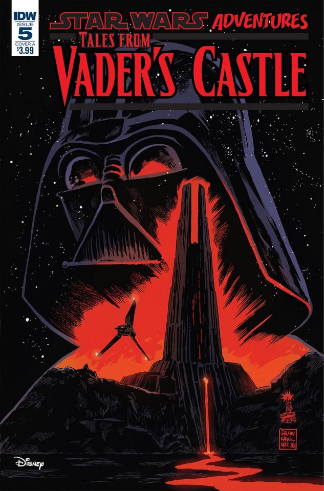 Star Wars: Tales From Vader's Castle #5 (Francavilla Cover)