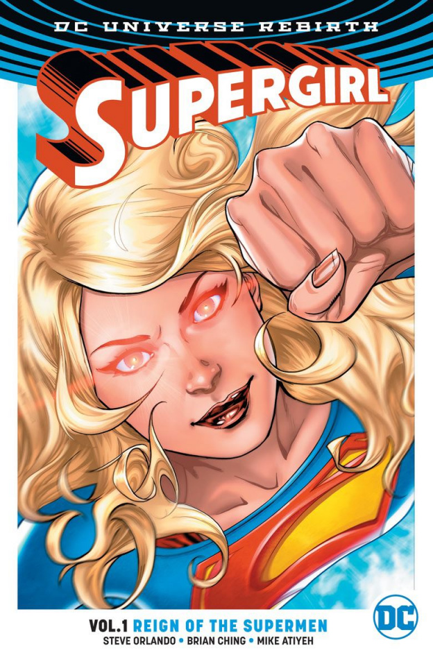 Supergirl Vol. 1: Reign of the Cyborg Supermen