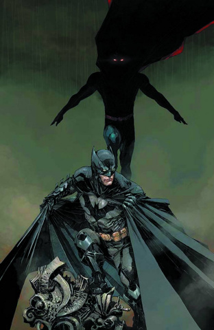 Batman / Superman #1 (Batman Variant)
