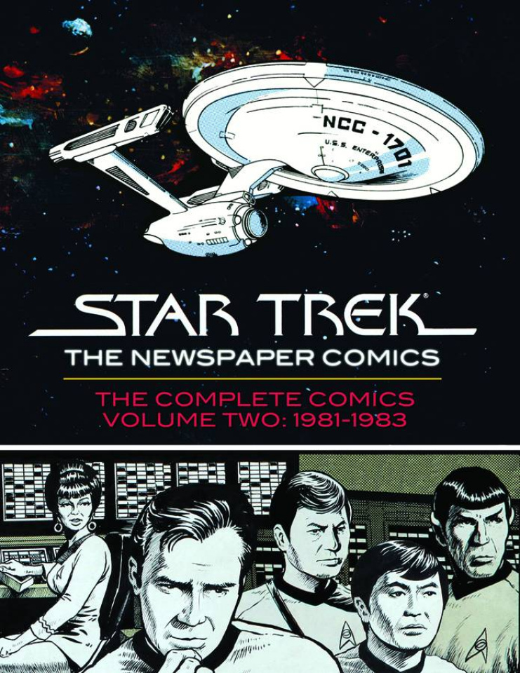 Star Trek: The Newspaper Comics Vol. 2: 1981-1983