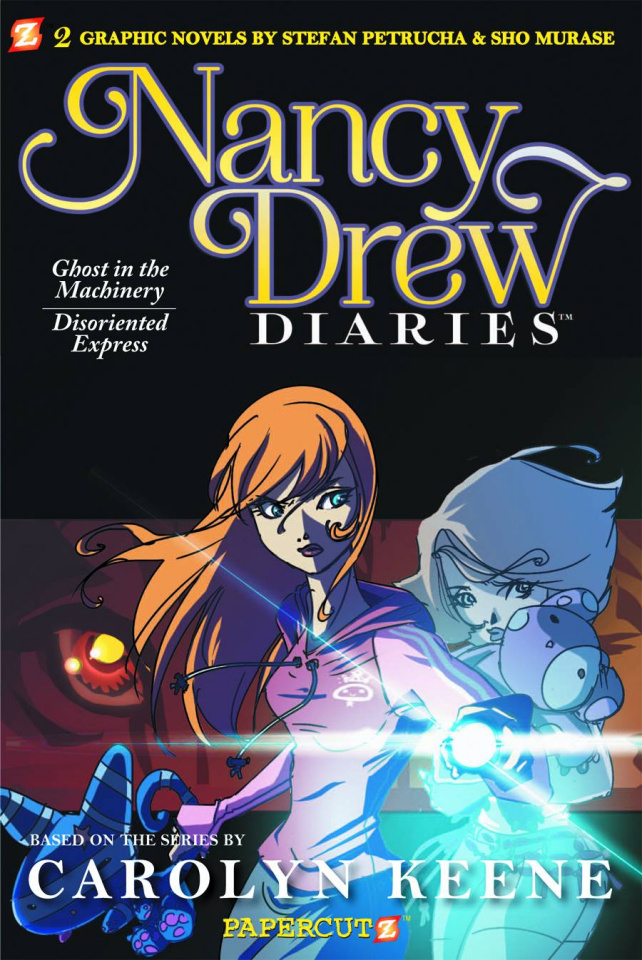 Nancy Drew Diaries Vol. 5