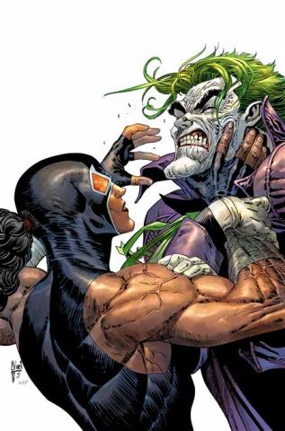 The Joker #8 (Guillem March Cover)